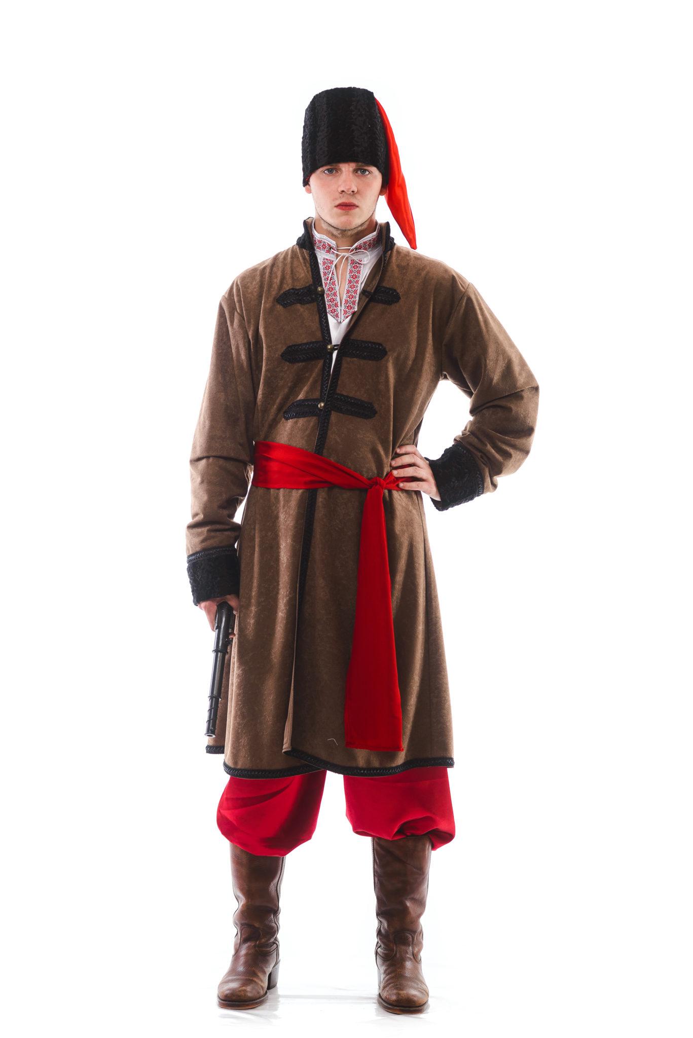 казаки одежда фото море