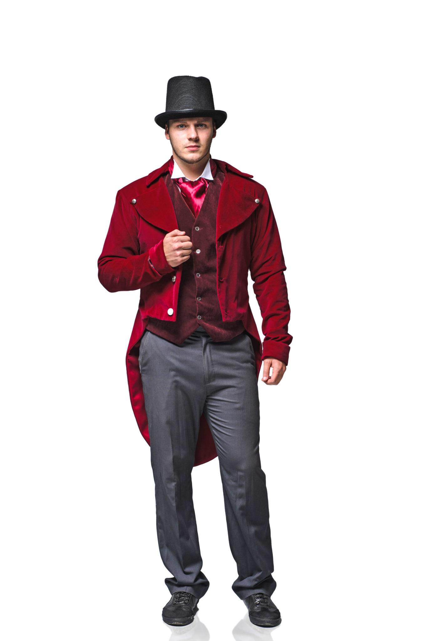 Головна   Чоловічі костюми   Історичні dc5b08e117102